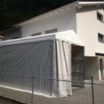 Wohnmobil- Garagenzelt