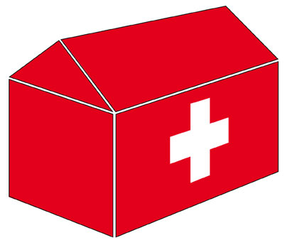 Garagen-Zelte Spezial - Swiss Partyzelt